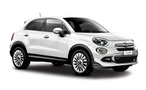 Promotion Fiat 500X - Crossover Urbain - Fiat